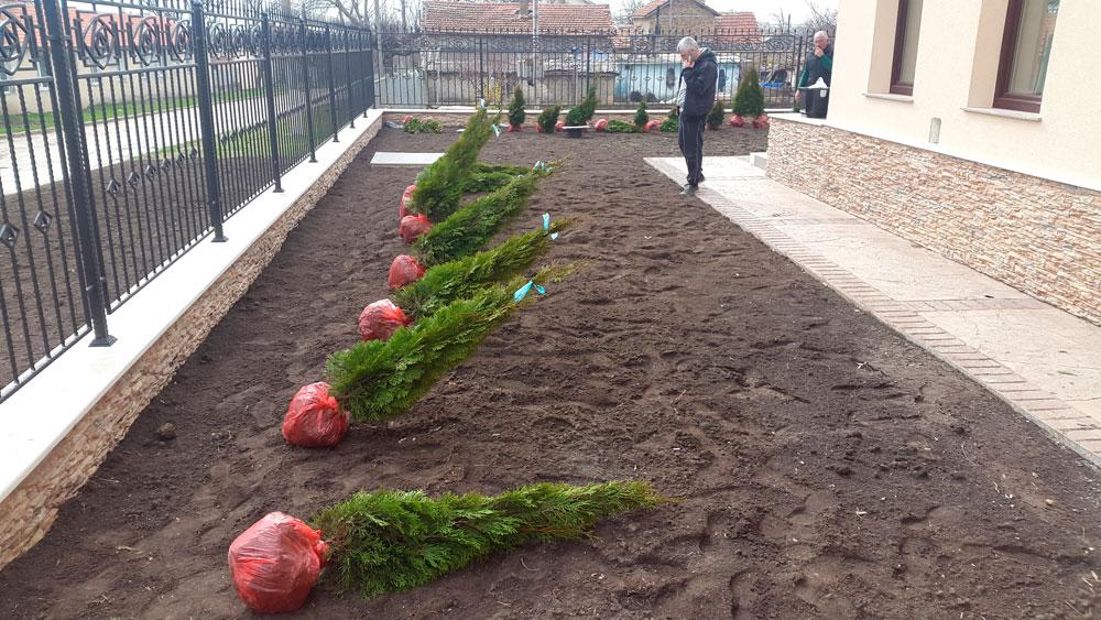 Частен обект Суворово - изграждане и поддръжка