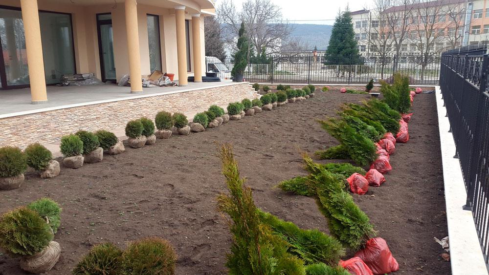 Частен обект - Суворово
