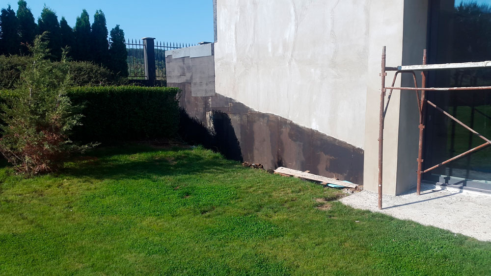 Частен обект Делта хил 2 - обновяване