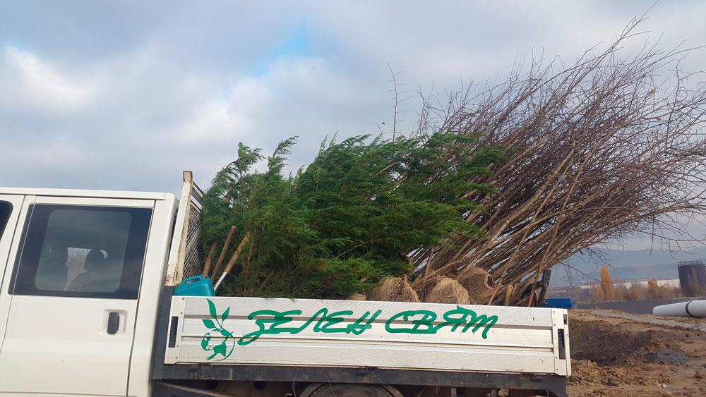 Депо отпадъци - изграждане и поддръжка