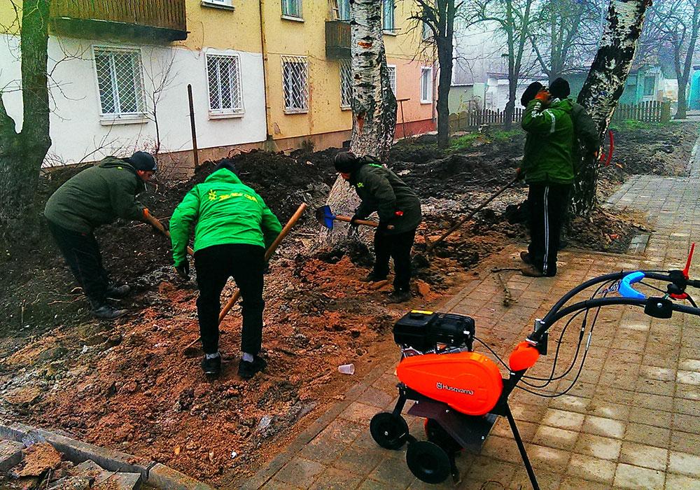 Зелена и достъпна градска среда, гр. Перник