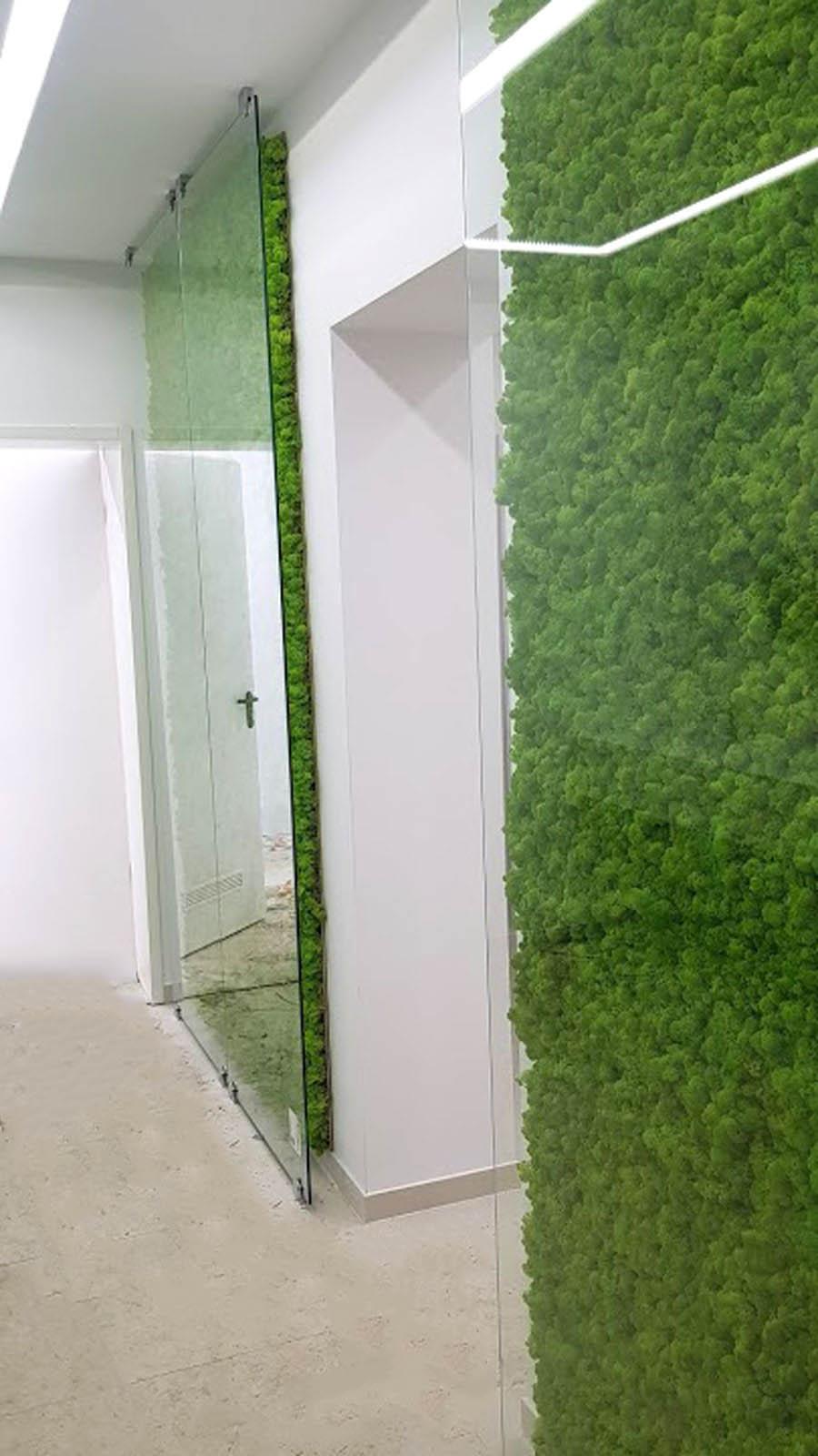 Озеленяване Plaza Mall